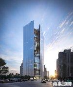 台中商银新总行大楼设计